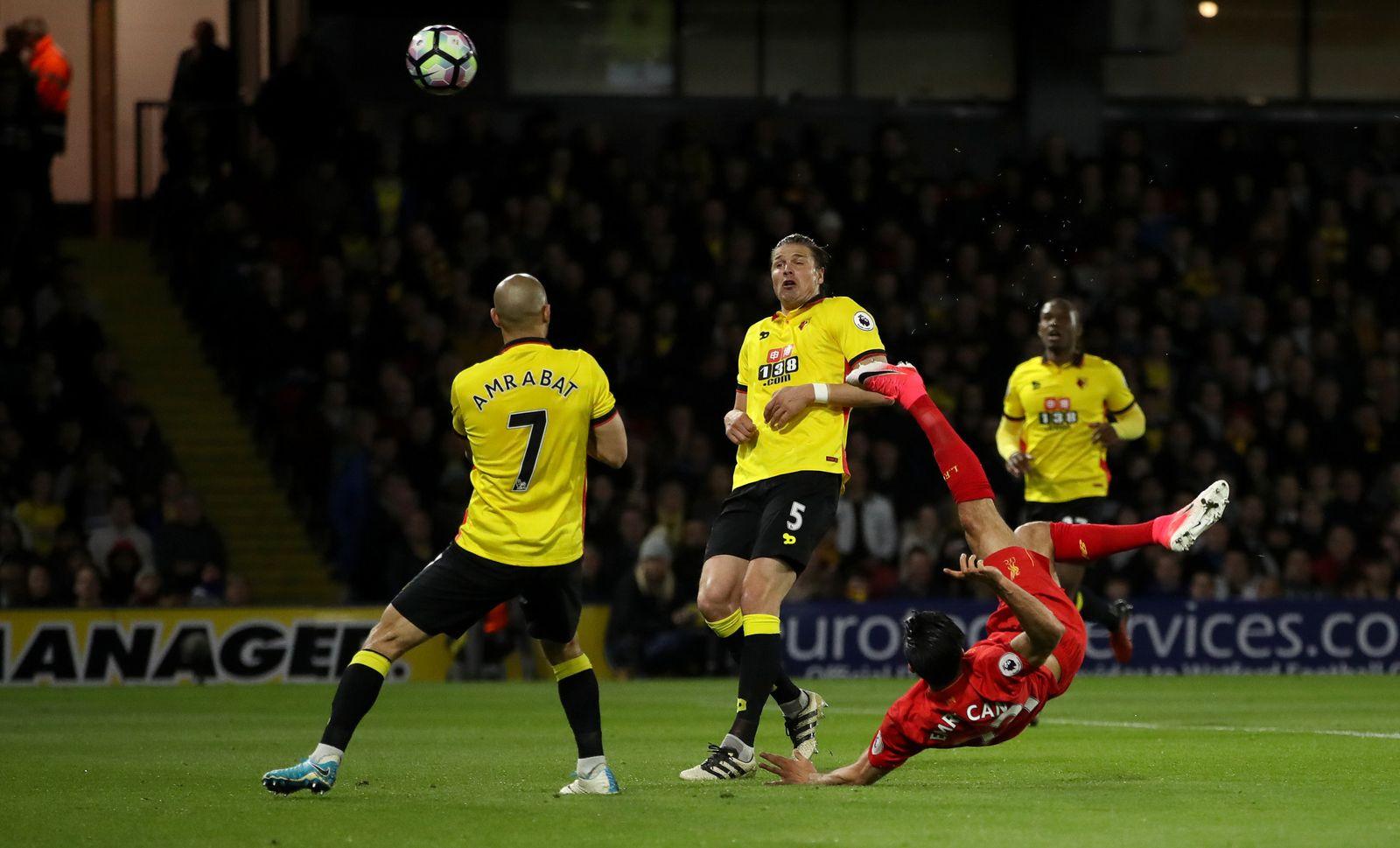 Fußball: FC Watford - FC Liverpool