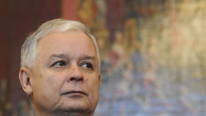 Lech Kaczynski: Vom Kinderstar zum polnischen Staatschef