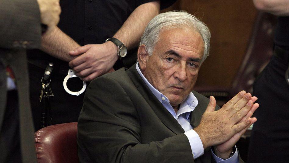 Dominique Strauss-Kahn: Fälle aus dem wahren Leben