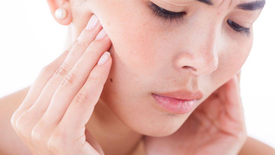 Zahnschmerzen Beim Zubeißen