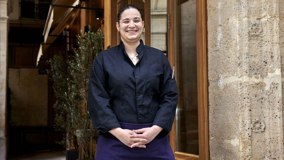 Julia Sedefdjian: Frankreichs jüngste Sterneköchin