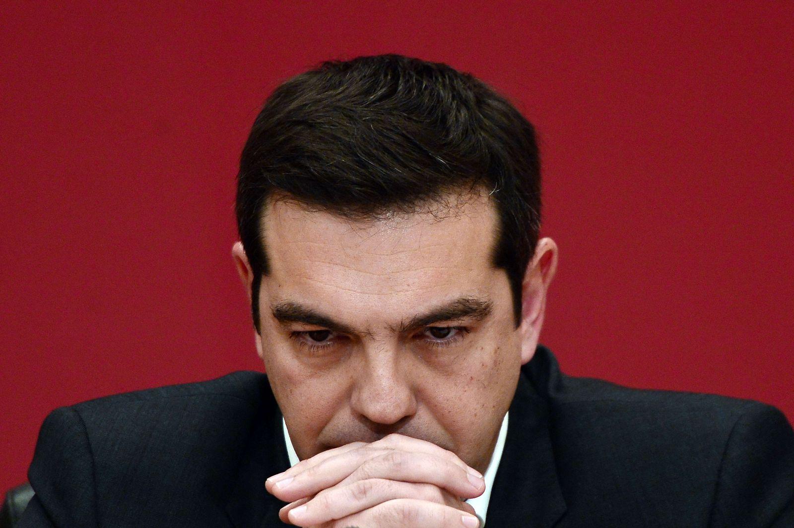 Griechenland/ Wahlen/ Alexis Tsipras