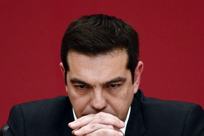Regierungschef Tsipras: Gesicht gewahrt, Wähler verloren