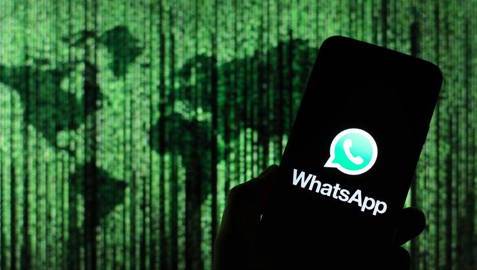 Die Spionagesoftware von Hacking Team verspricht auch, verschlüsselte Nachrichten wie in WhatsApp lesbar zu machen
