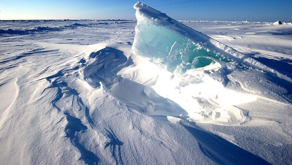 Abenteuer Arktis: Camping am 89. Breitengrad