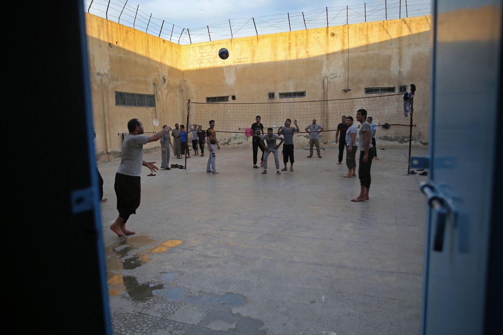 Syrien/ ISIS/ Häftlinge
