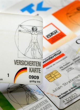 Versichertenkarte: Zusatzbeiträge für Kassenpatienten