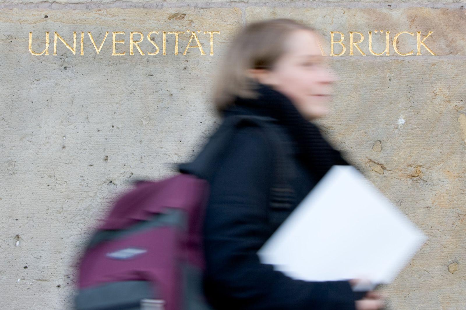 Universität Studentin Osnabrück Stipendien