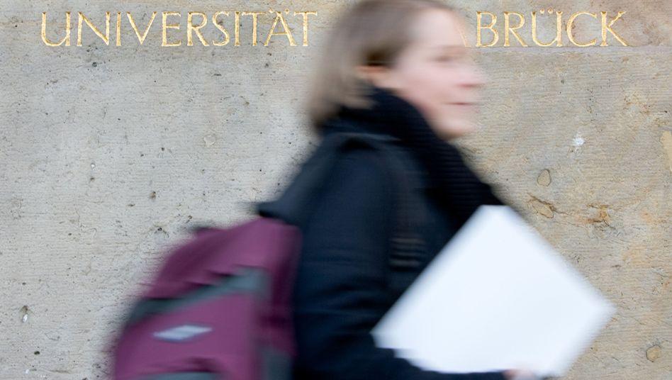 Universität Osnabrück: Bachelor-Studentin muss zum Lehramt-Master zugelassen werden