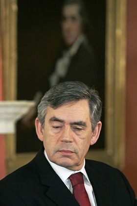 German commentators believe Gordon Brown's economic policies as chancellor have played a large part in his downfall.