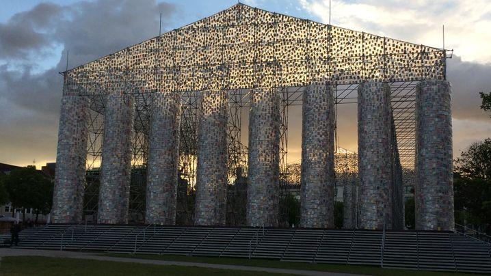 Documenta-Highlights: Parthenon und Panzer