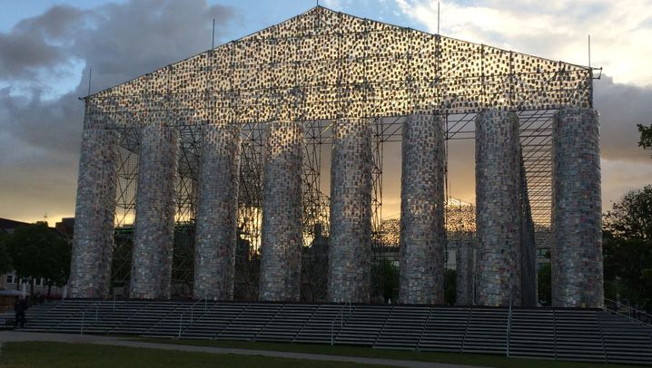 Documenta-Highlights: Parthenon und Panzer