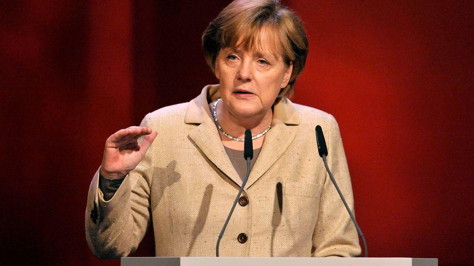 Angela Merkel: Eine Frage der Macht