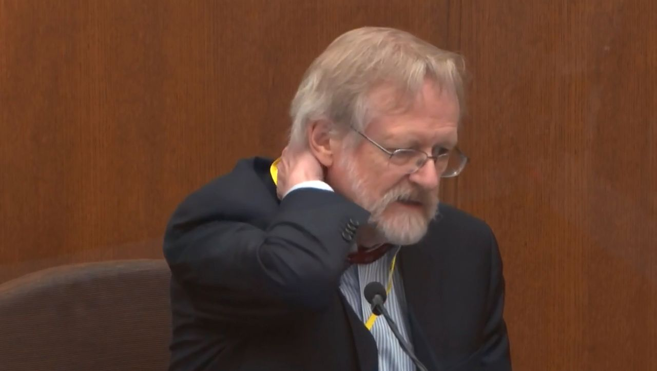 Aussage eines sachverständigen Arztes: George Floyd starb an Sauerstoffmangel