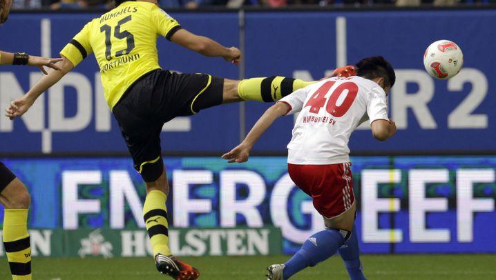 Bundesliga: Der HSV jubelt wieder