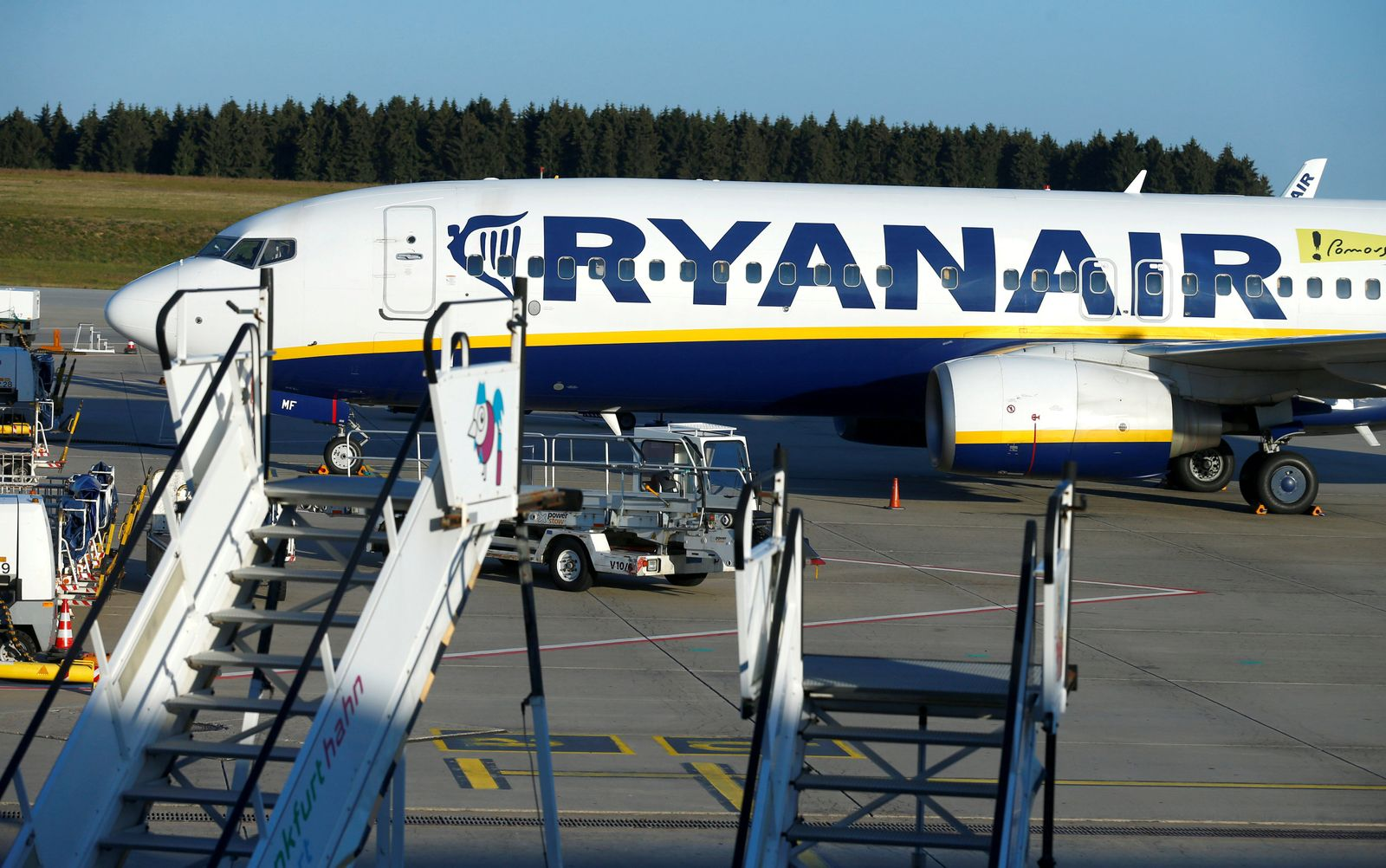 RYANAIR-UNIONS/GERMANY