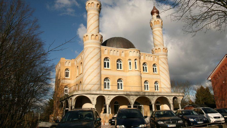 Moschee im schleswig-holsteinischen Büdelsdorf bei Rendsburg