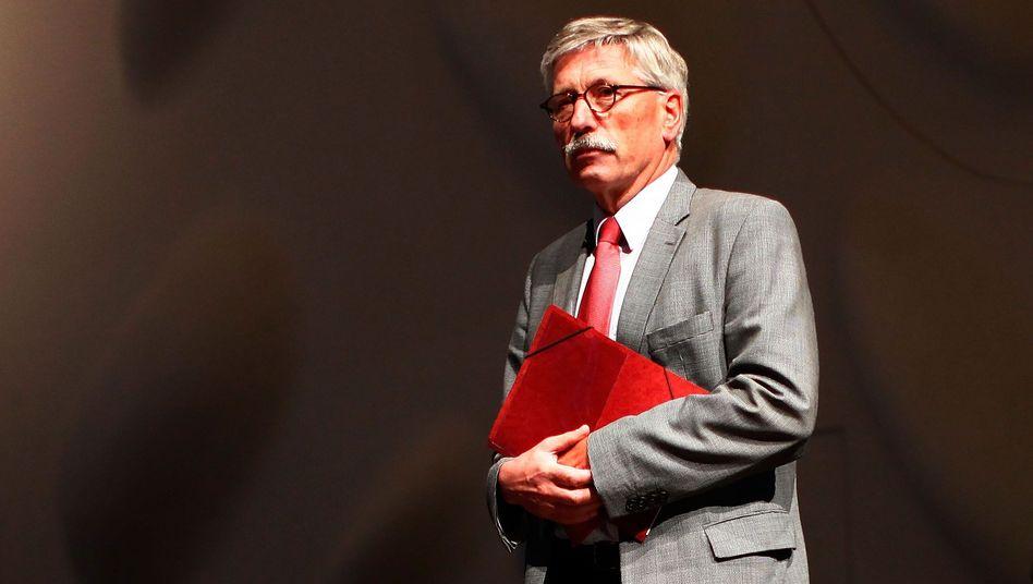 """Bundesbankvorstand Sarrazin: """"Diese Situation hält auf Dauer keiner durch"""""""