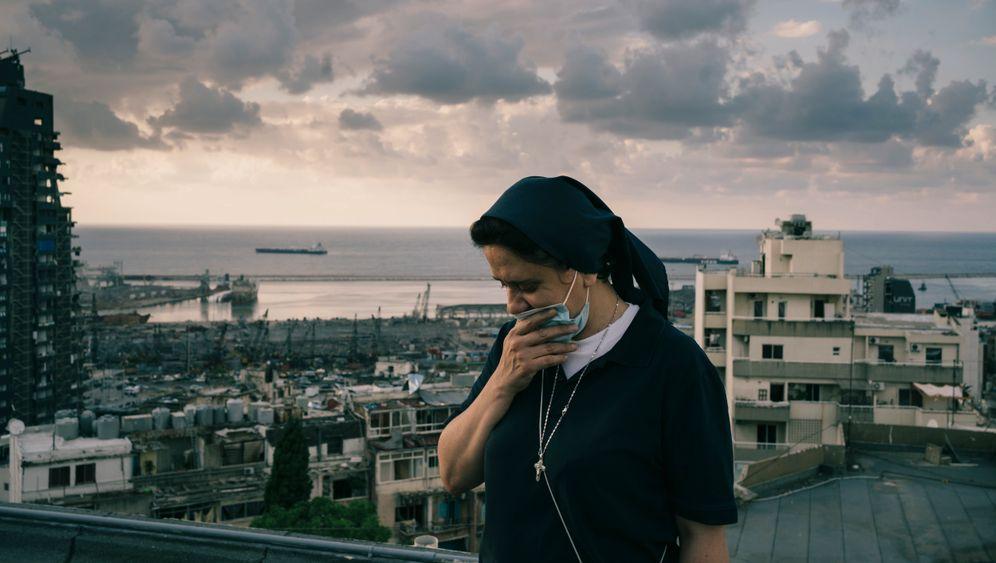 Leben in Trümmern: Beirut nach der Explosion