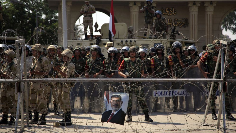 Photo Gallery: Egypt's Difficult Future