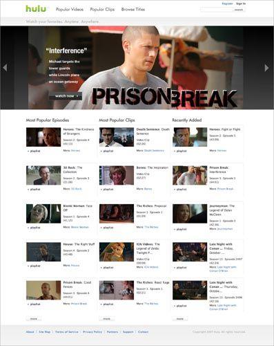 Hulu-Videoangebot: Wie Fernsehen mit Werbepausen, aber alles on demand