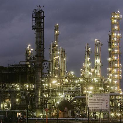 Ölraffinerie in Schwedt: Drei Tage gedrosselte Produktion