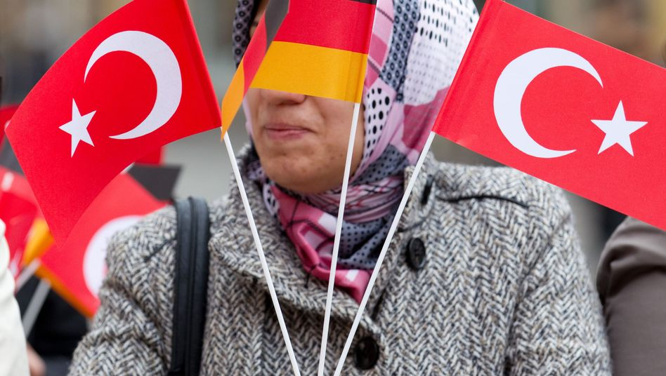 Once again, integration is up for debate in Germany.