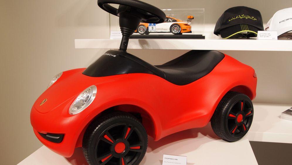 IAA-Blog: Autos für die Kleinen