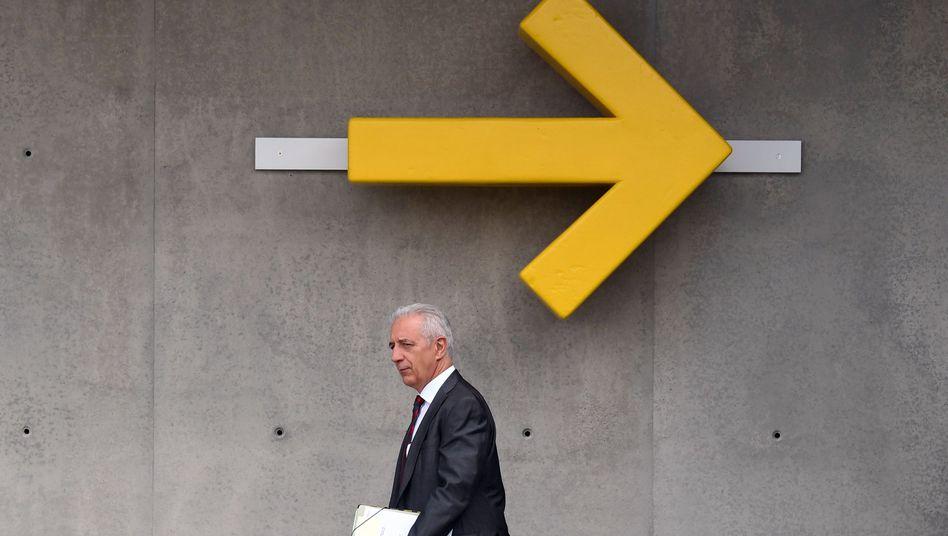 CDU-Politiker Tillich