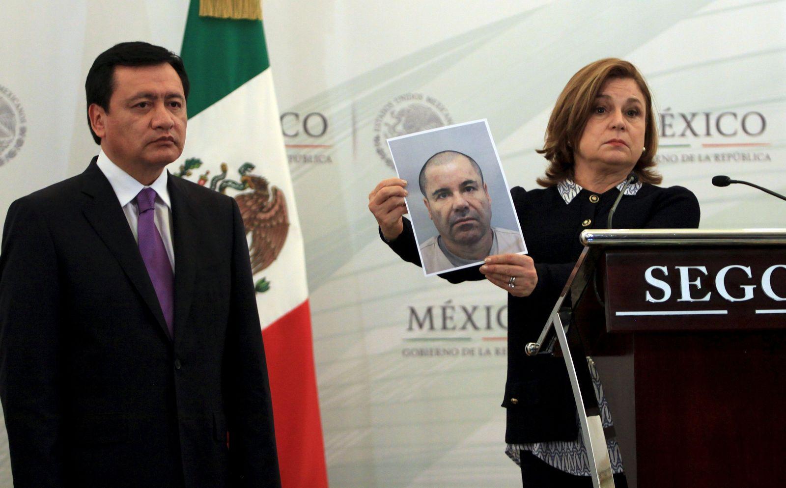 MEXICO-GUZMAN/OSORIO