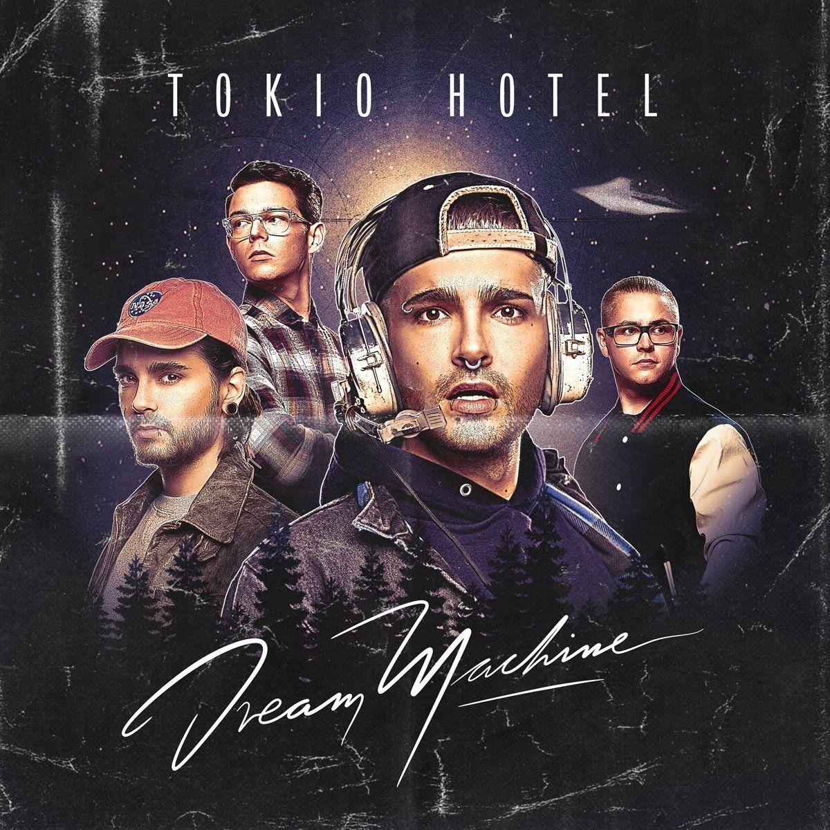 Abgehört / Cover / Tokio Hotel: Dream Machine