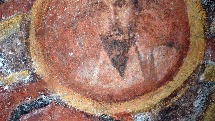 Katakomben-Fresken: Die ältesten Bildnisse von Paulus und Co.