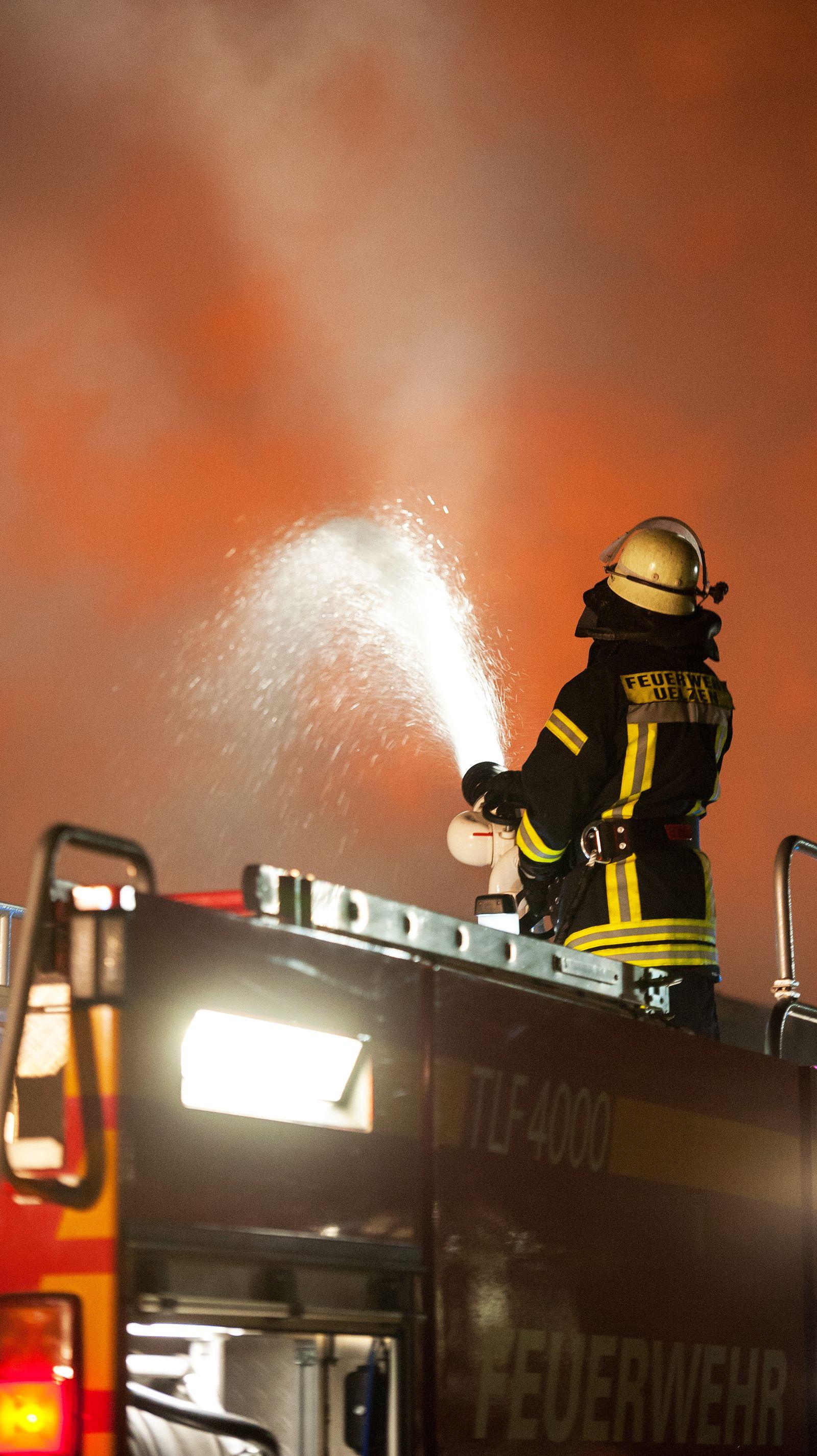 Feuerwehrleute / Feuerwehr