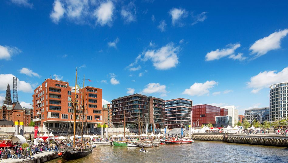 Hamburger Hafencity: Viele Großstädte wachsen weiter