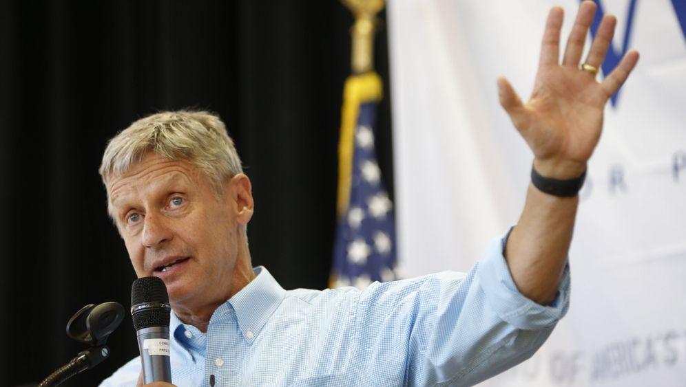 US-Wahl: Alternative Präsidentschaftskandidaten