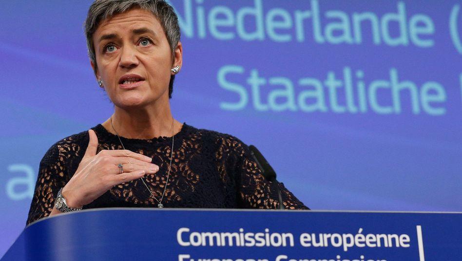 EU-Kommissarin Vestager: Starbucks und Fiat müssen Millionen nachzahlen