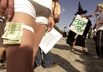 Stripper in Las Vegas: Sex als legale Touristendroge