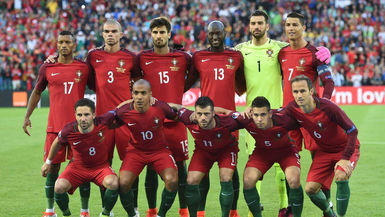 Island Gegen Portugal