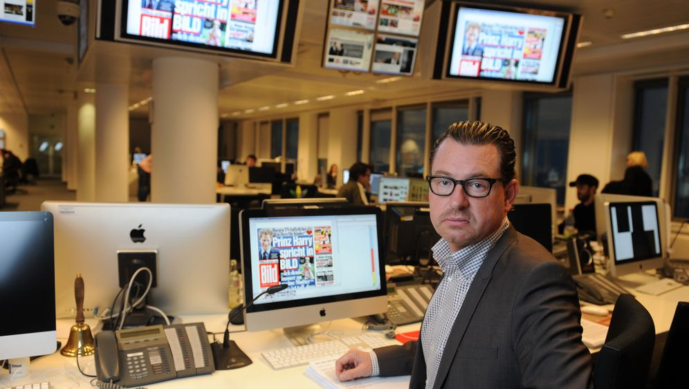 Photo Gallery: Is Axel Springer Turning Away from Newspapers?