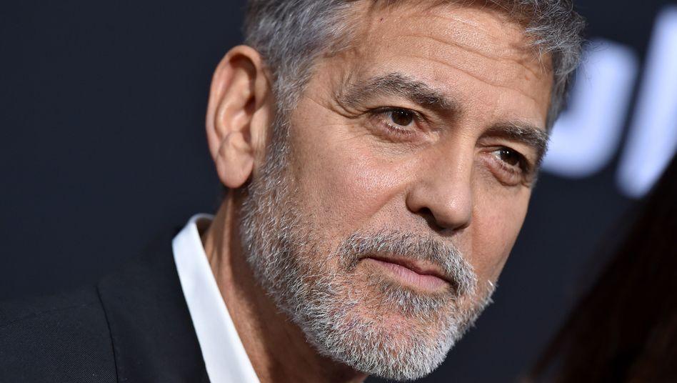 George Clooney wird 60 Jahre alt