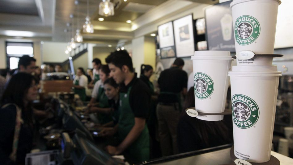 After conducting brain wave tests, a German scientist believes Starbucks charges too little for a small cup of coffee.