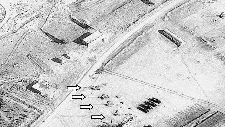 Syrien: Satellitenbilder zeigen Assads Waffen