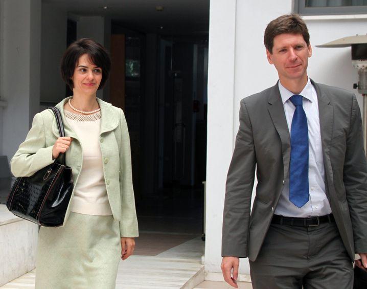 """IWF-""""Mission-Chief"""" Delia Velculescu: Hat schon in Zypern verhandelt"""