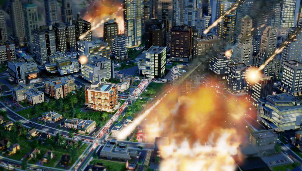 """Städtespiel: So sieht das neue """"SimCity"""" aus"""