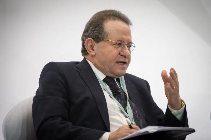 Outgoing ECB Vice President Vítor Contâncio