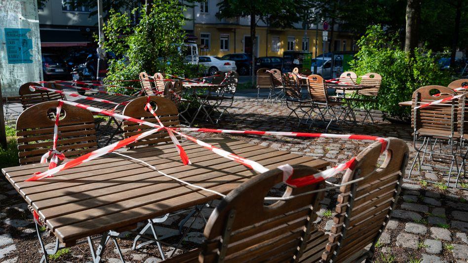 In der Coronakrise blieben Kneipen und Restaurants bisher geschlossen