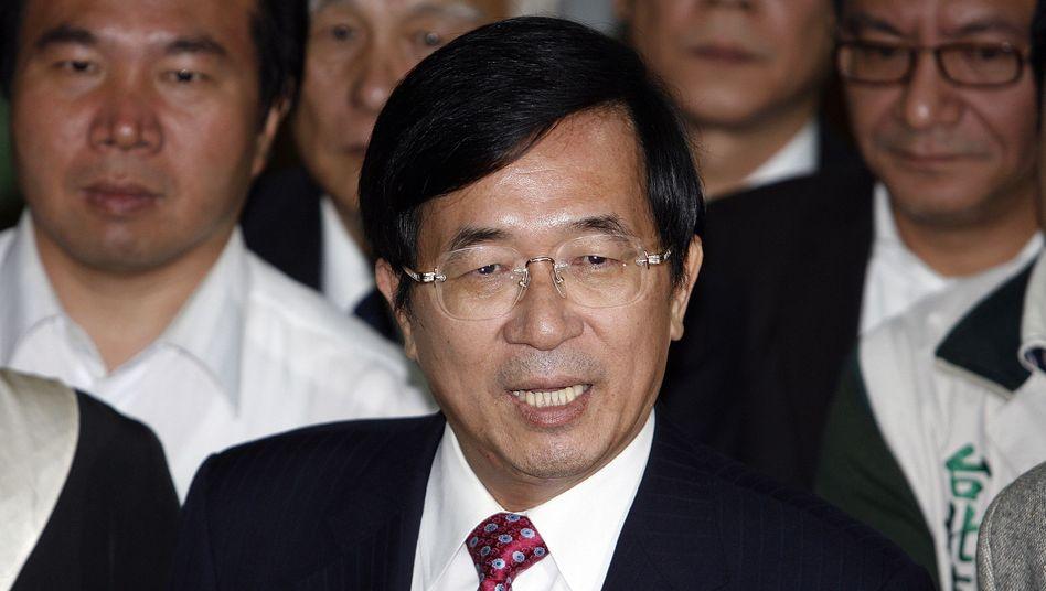 Chen Shui Bian (Archivaufnahme von 2008)
