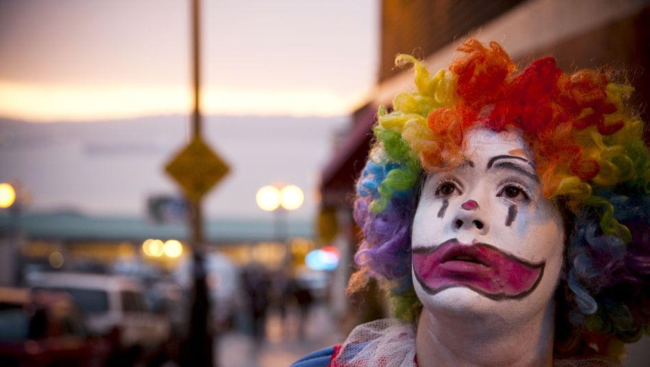 Clown (Symbolbild): Der Betriebsrat wäre auch eine Option, aber vielleicht läuft das Entlassungsgespräch mit einem Clown noch besser