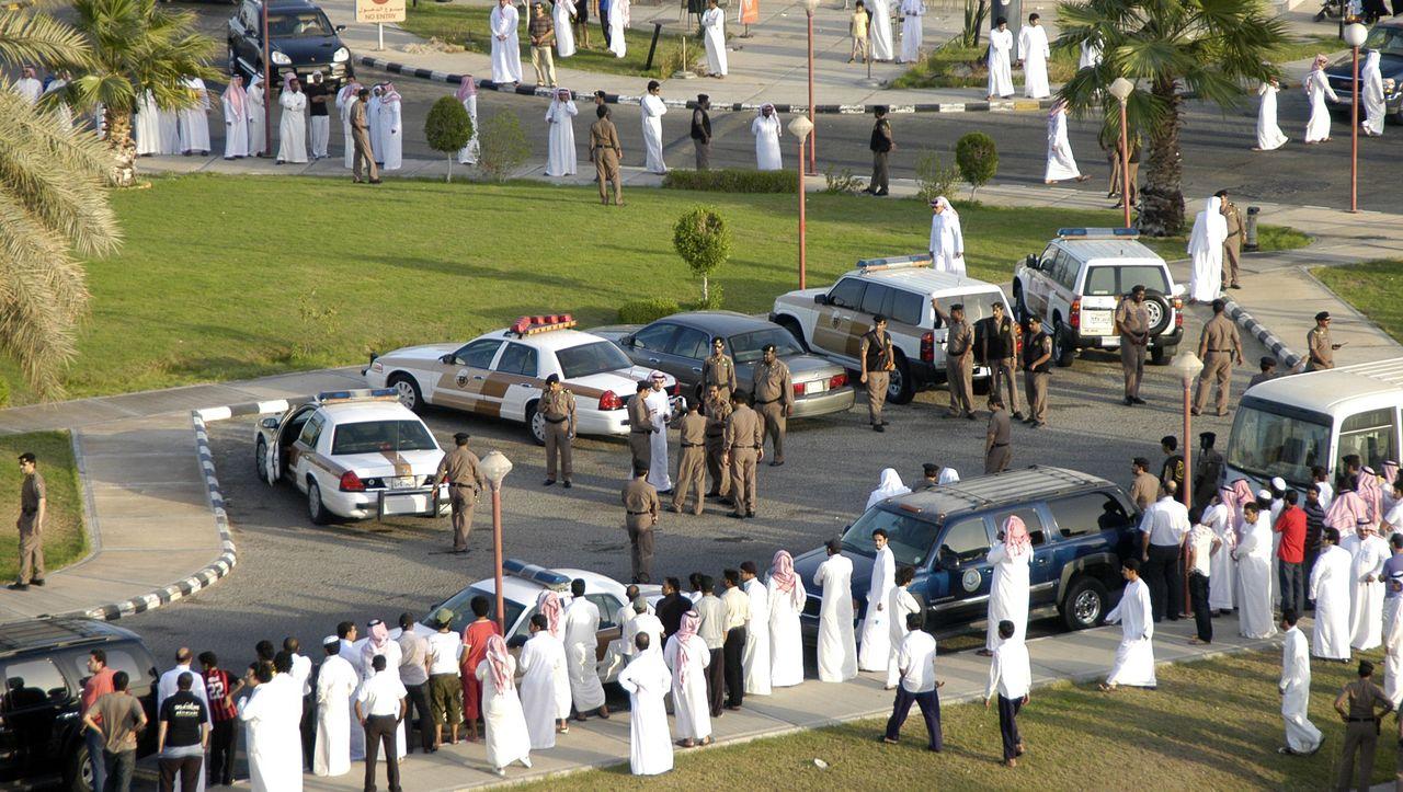 Hinrichtungen Saudi Arabien