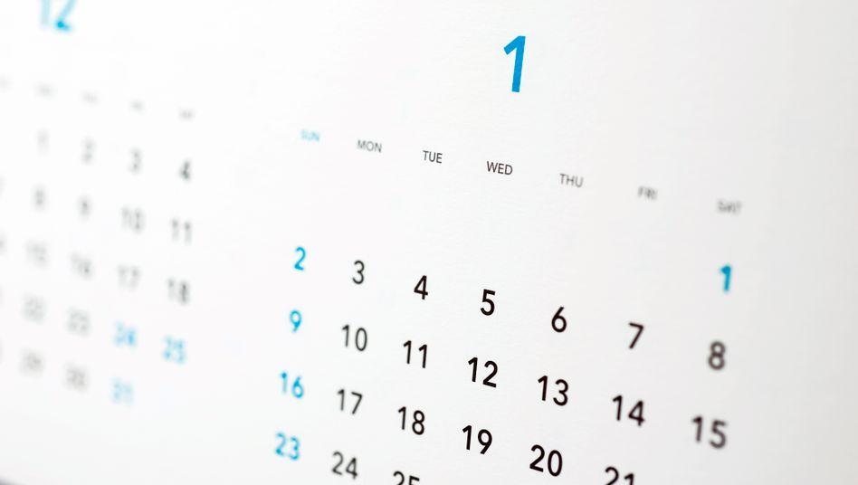 2021 fallen besonders viele Feiertage auf Wochenenden